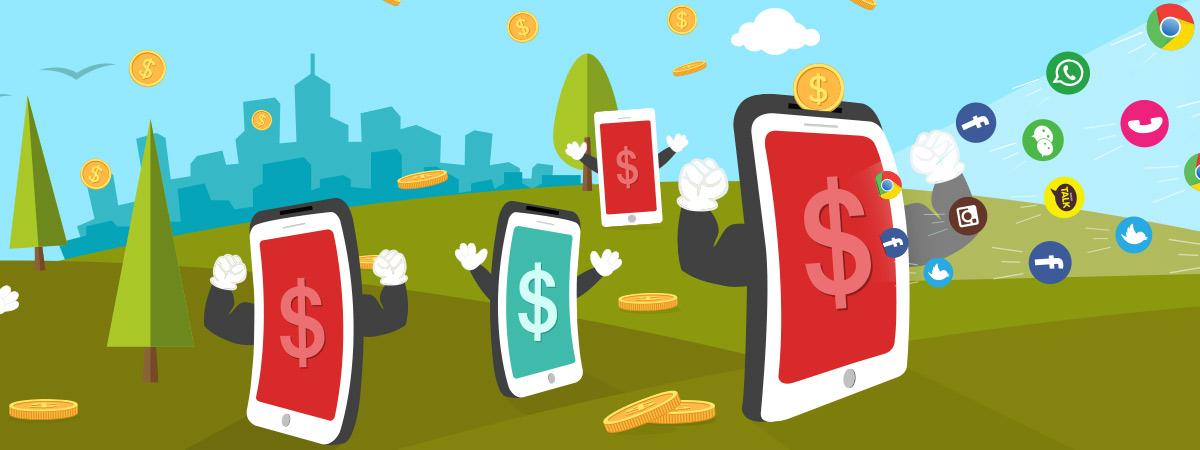 Phân biệt ví điện tử và ngân hàng số
