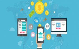 Ví điện tử và ngân hàng số