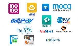 Top 10 Cổng thanh toán trực tuyến