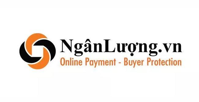Giao diện của cổng thanh toán điện tử trực tuyến Ngân Lượng