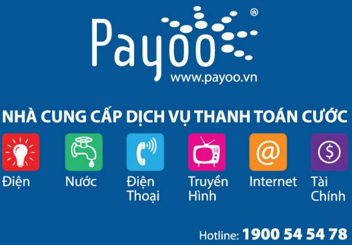 Payoo được nhiều người sử dụng để thanh toán cước phí