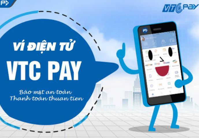 Cổng thanh toán điện tử VTC Pay