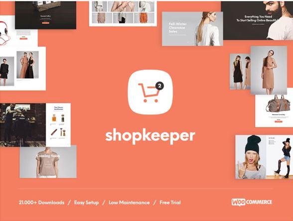 Shopkeeper.