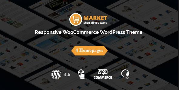 Top 10 theme wordpress thương mại điện tử bán chạy nhất 2019