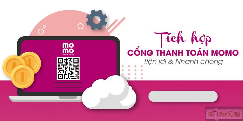 Hướng dẫn tích hợp ví Momo vào website bán hàng