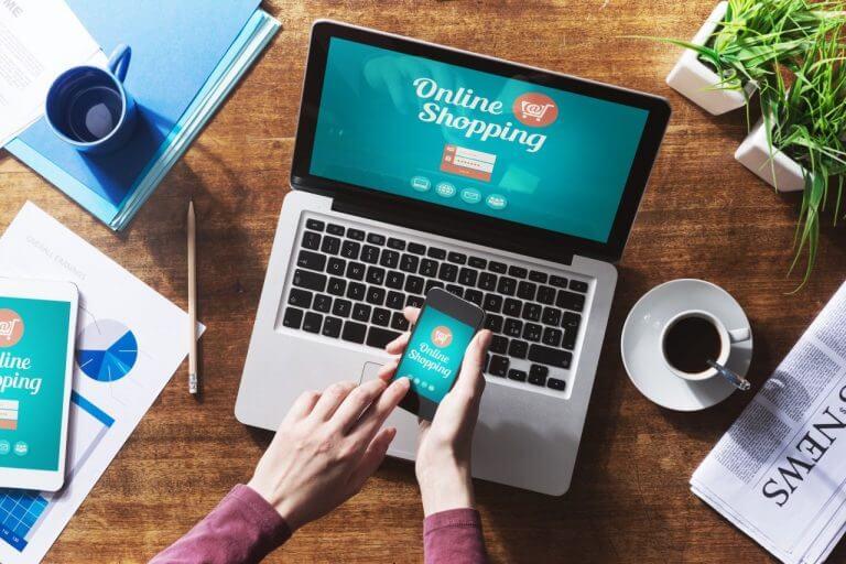 Quy trình thanh toán online diễn ra nhanh chóng và tiện lợi
