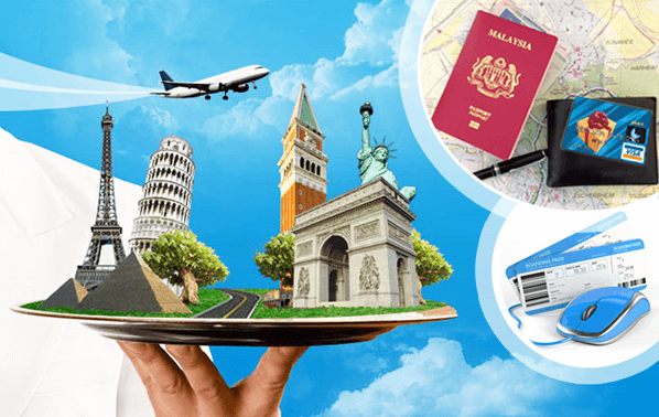 Sử dụng phần mềm đặt tour du lịch