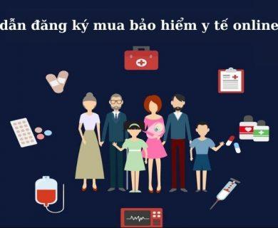 Hướng dẫn đăng ký mua bảo hiểm y tế online tại nhà